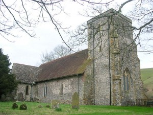 St Andrews Church - Edburton