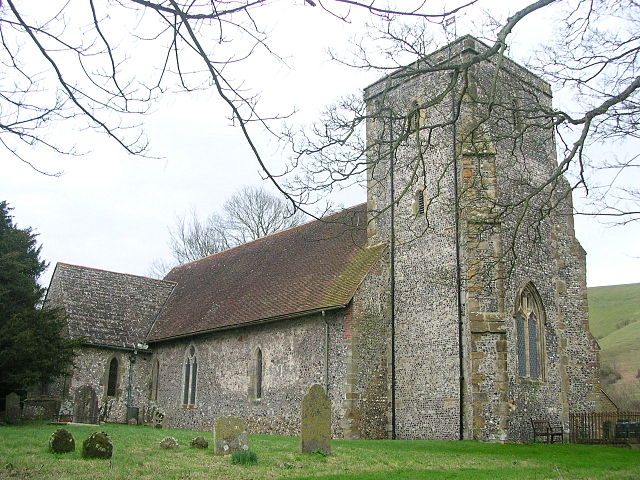 St Andrews Church - Edburton