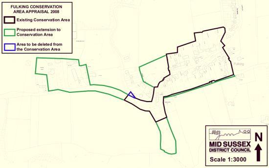 Fulking Conservation Area Appraisal 2008