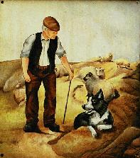 The Shepherd and Dog Fulking