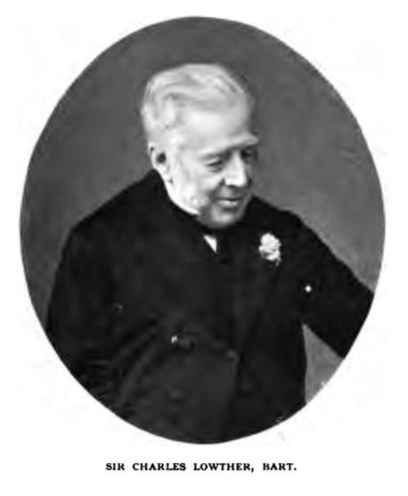Sir Charles Lowther