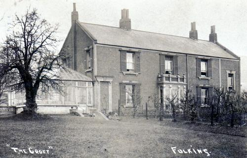 Another view of The Croft