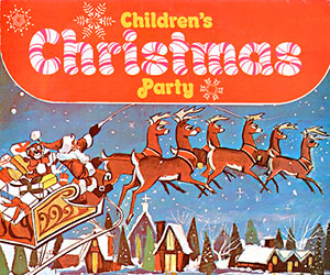 Fulking Childrens Christmas Party
