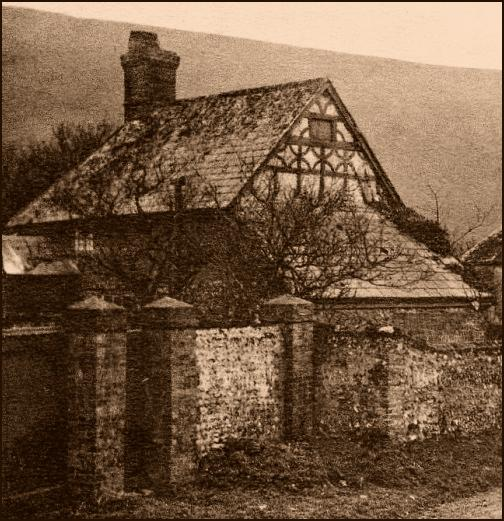Customary Cottage in the 1900s