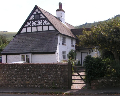 Customary Cottage in 2007