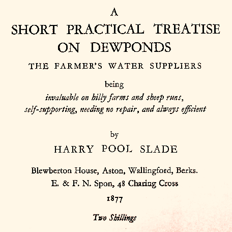 Harry Pool Slade 1877