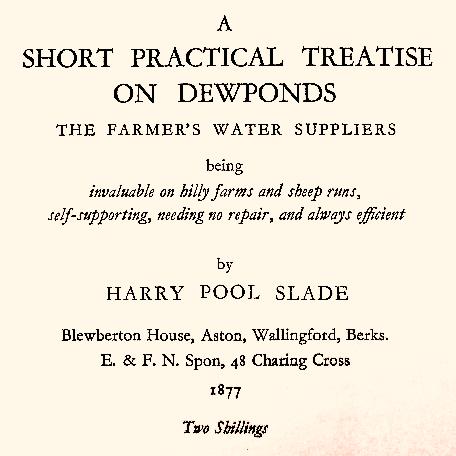 Harry Pool Slade 1877