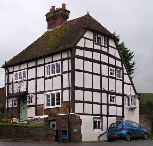 Kent Cottage in 2007