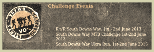 Challenge Events 1-2 June 2013