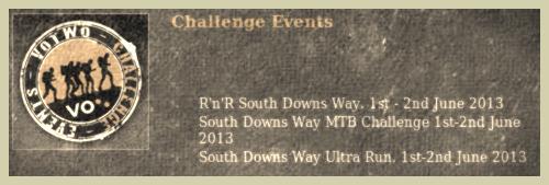 Challenge Events 1-2 June 2013