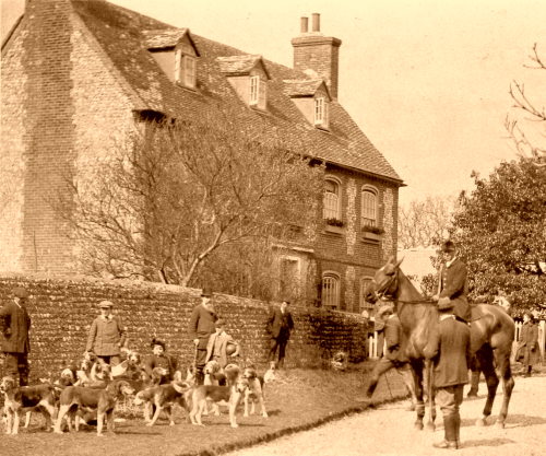 Perching Manor 1911