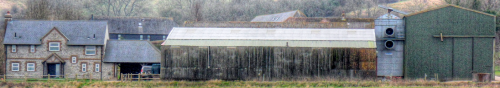 Perching Manor Farm in 2013
