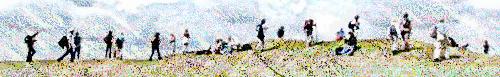 South Downs Way Walk 7-15 June 2013