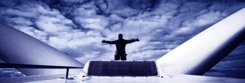 Falck Nutec Wind Man
