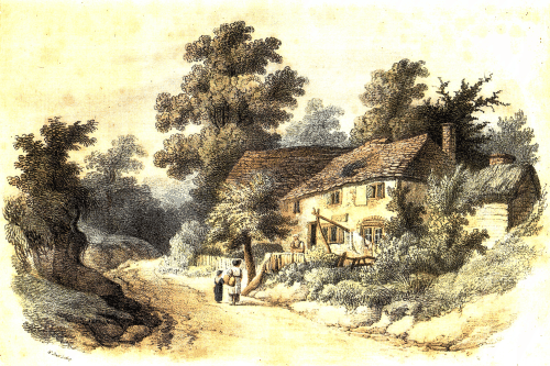 The Shepherd and Dog in the 1780s
