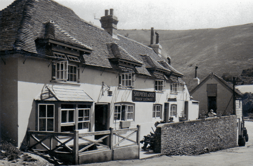 The Shepherd and Dog in the 1940s
