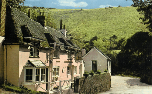 The Shepherd and Dog in the 1960s