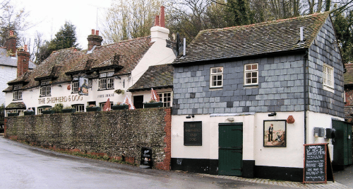 The Shepherd and Dog in 2007