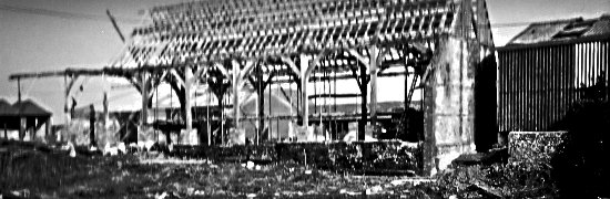 Perching Barn -- the skeleton