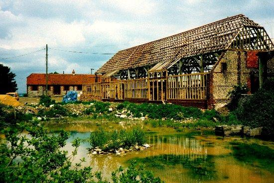 Perching Barn