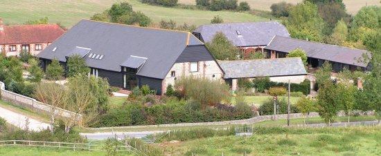 Perching Barn in 2007