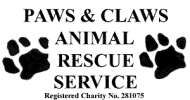 Paws & Claws Logo