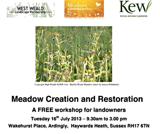 Meadow Creation and Restoration