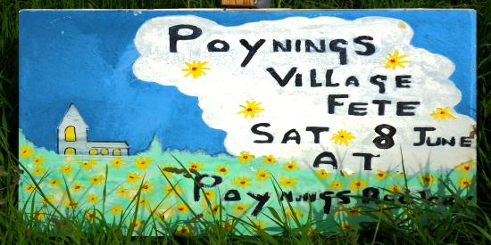 Poynings Village Fete 2013