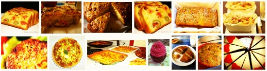 Cakes and savouries request