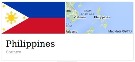 Philippines email scam