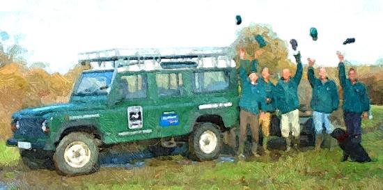 Sussex Wildlife Trust Saturday Conservation Hit Squad