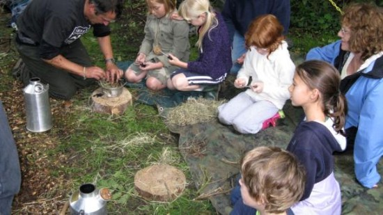 Sussex Wildlife Trust at Stanmer Park