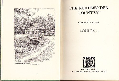 Lorma Leigh 1922 The_Roadmender_Country