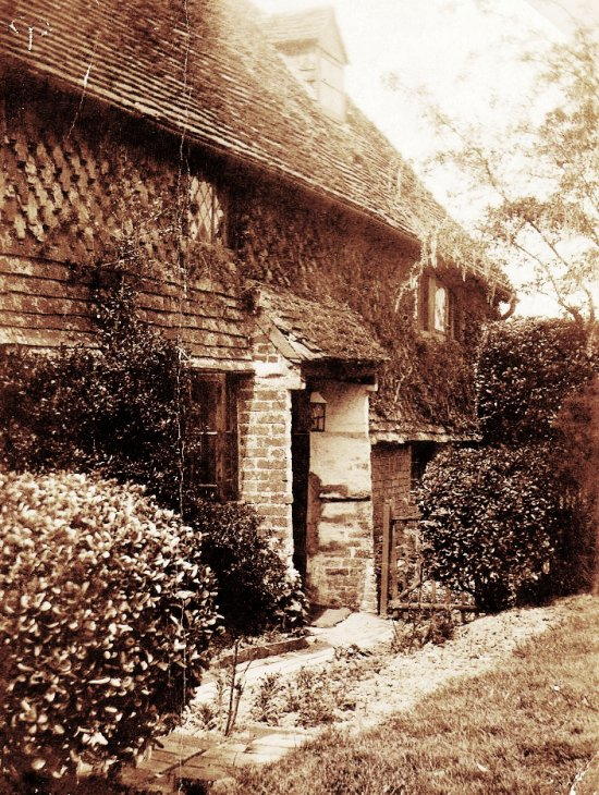 Septima Cottage, Fulking