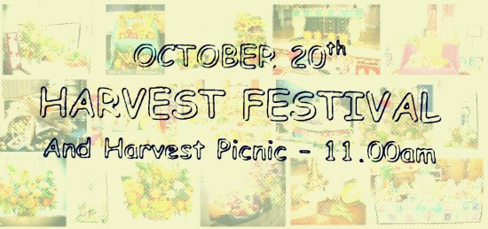 Harvest Festival St. Andrew's Edburton 20th October 2013_at 11:00am