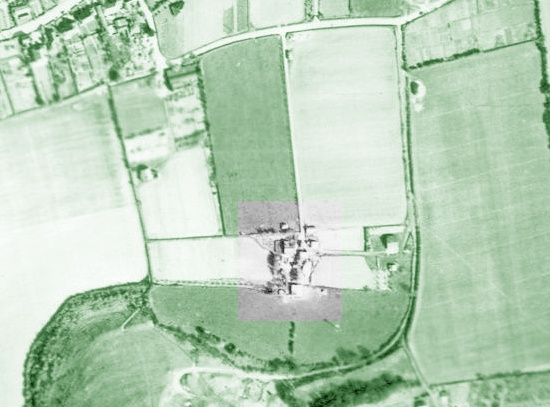 Hut Farm, Fulking, 1946
