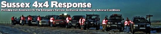 Sussex 4x4 Response