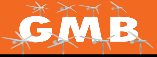 GMB not at work on the E-on Rampion wind farm