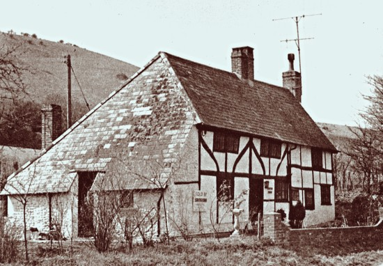 September Cottage in the 1950s