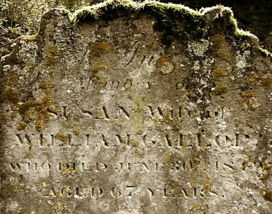 Susan Gallop died 1849 aged 67