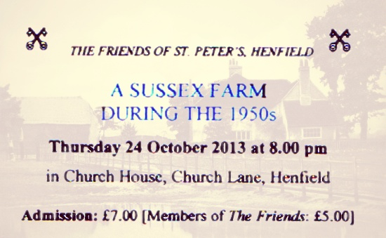 The Friends of St Peter's Henfield