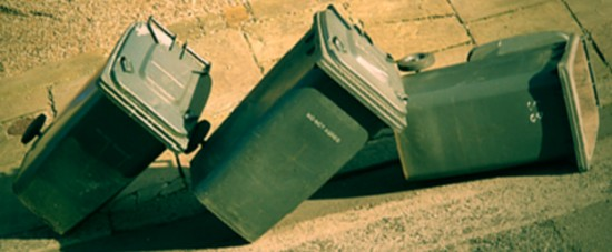 No bin collection on Monday 28th October due severe weather conditions.
