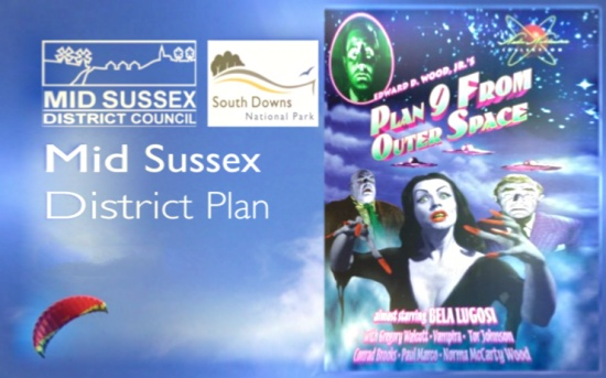 Mid Sussex District Plan found to be unsound