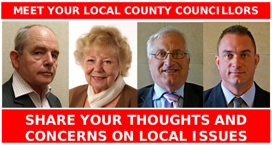Local councillors