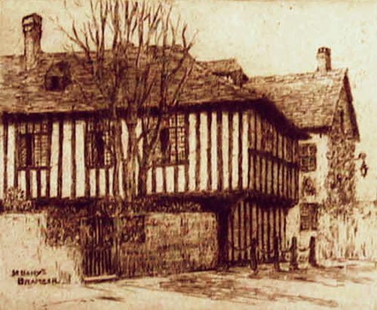 St Mary's House, Bramber