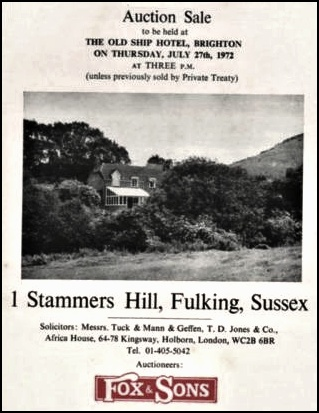1 Stammers Hill 1972