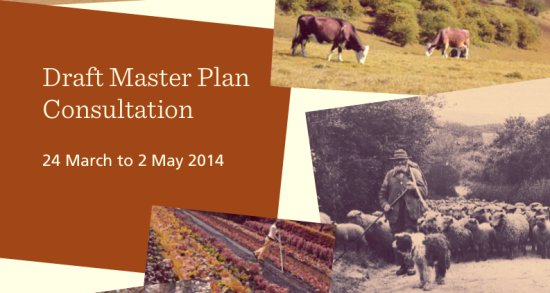 Stanmer Estate draft Master Plan