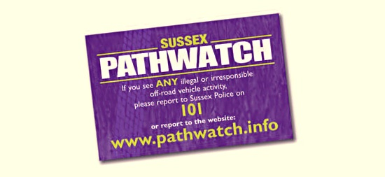 Sussex Pathwatch