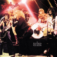 The New York Dolls 1974 Too Much Too Soon