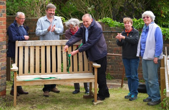 Fulking Village Hall Garden Opening 11 May 2014